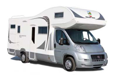 Camper roller team granduca garage luisautocaravan srl for Garage mj auto