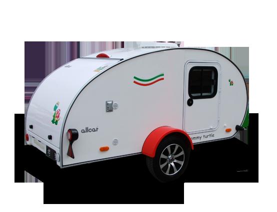 Caravan Speciali Caravan Speciali Tommy Turtle